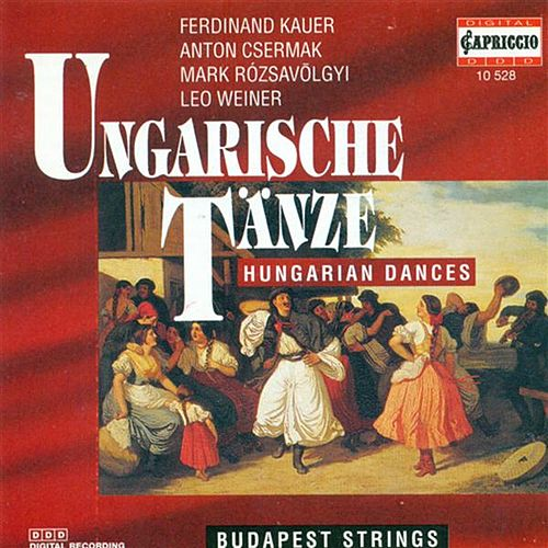 Play & Download Orchestral Music (Hungarian) - Kauer, F. / Csermak, A. / Rozsavolgyi, M. / Weiner, L. (Hungarian Dances) by Karoly Botvay | Napster