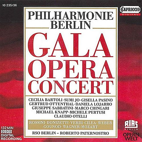 Play & Download Philharmonie Berlin: Gala Opera Concert by Various Artists | Napster