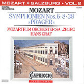 Play & Download Mozart: Symphonien Nos. 6, 8, 38,