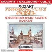 Play & Download Mozart: Symphonien Nos. 7, 7a, 55, 31,