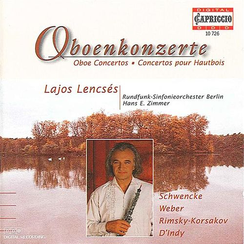 Oboe Concertos by Various Artists