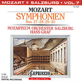 Play & Download Mozart: Symphonien Nos. 27, 28, 29, 30 by Hans Graf | Napster
