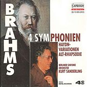 Brahms: 4 Symphonies by Various Artists
