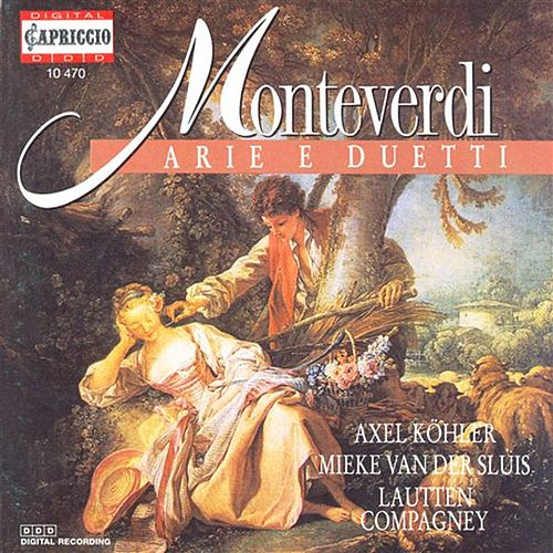 Monteverdi, C.: Vocal Music by Various Artists