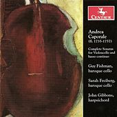 Play & Download Caporale, A.: Cello Sonatas Nos. 1-6 by Various Artists | Napster