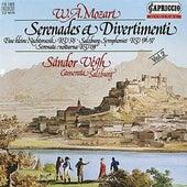 Play & Download Mozart: Serenades & Divertimenti, Vol. 2 by Sandor Vegh | Napster