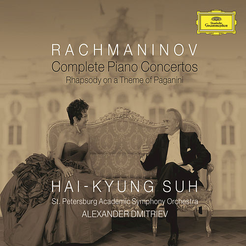 Play & Download Rachmaninov: Complete Piano Concertos by Hai-Kyung Suh | Napster