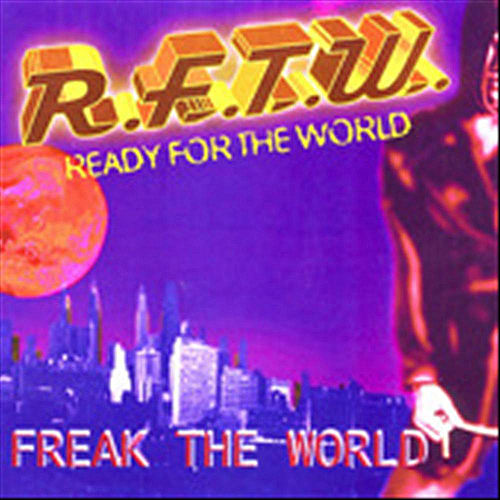 Freak the World von Ready for the World