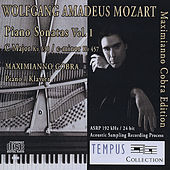 Play & Download Mozart - Piano Sonatas Vol. 1 C-Major KV 330 - c-minor KV 457 by Maximianno Cobra | Napster