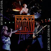 Play & Download What You Hear Is What You Get: The Best Of Bad Company by Bad Company | Napster