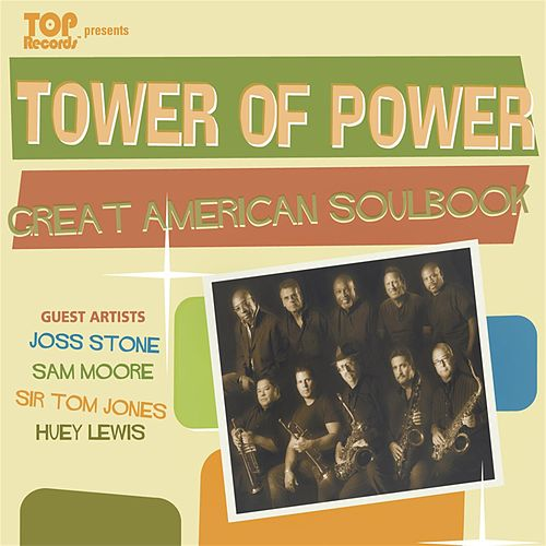 Play & Download Great American Soulbook by Tower of Power | Napster