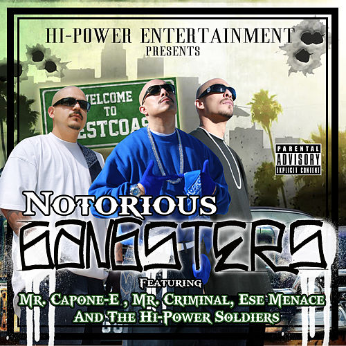 Play & Download Notorious Gangsters by Various Artists | Napster