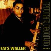 Pure Gold - Fats Waller, Vol. 1 by Fats Waller