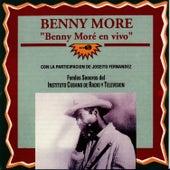Benny Moré en vivo by Beny More