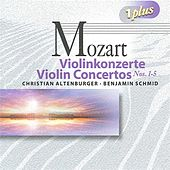 Play & Download Mozart: Violin Concertos Nos. 1-5 by Various Artists | Napster