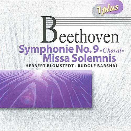 Play & Download Beethoven, L. van: Symphony No. 9 / Missa Solemnis, Op. 123 by Various Artists | Napster