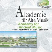 Play & Download Academy for Ancient Music by Various Artists | Napster