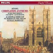 Handel: Coronation Anthems by Various Artists
