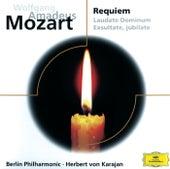 Mozart: Requiem; Laudate Dominum; Exsultate, jubilate by Various Artists