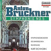 Bruckner: Symphony No. 5 by Kurt Peter Eichhorn