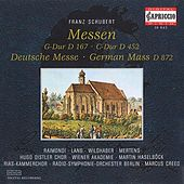 Play & Download Schubert: Masses Nos. 2 and 4 / Deutsche Messe, D. 872 by Various Artists | Napster