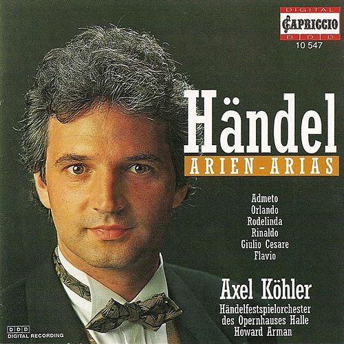 Handel, G.F.: Arias by Various Artists