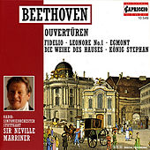 Play & Download Beethoven: Overtures by Neville Marriner | Napster