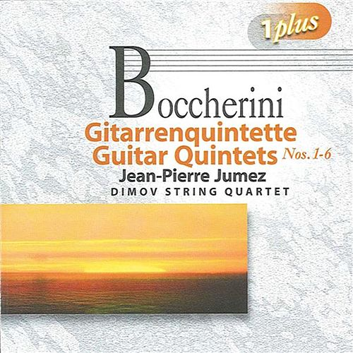 Boccherini: Quintets for Guitar and String Quartet Nos. 1-6 by Jean-Pierre Jumez