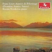 Play & Download Liszt, F.: Annees De Pelerinage, 1St Year, Switzerland, S160/R10 / Polonaise Melancolique in C Minor by Ksenia Nosikova | Napster