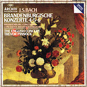 Play & Download Bach, J. S.: Brandenburg Concertos Nos.4, 5 & 6 by Johann Sebastian Bach | Napster