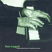 Play & Download Mozart: Complete Piano Sonatas, Vol. 5 by Hans Leygraf | Napster