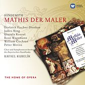 Hindemith: Mathis der Maler by Karl Kreile