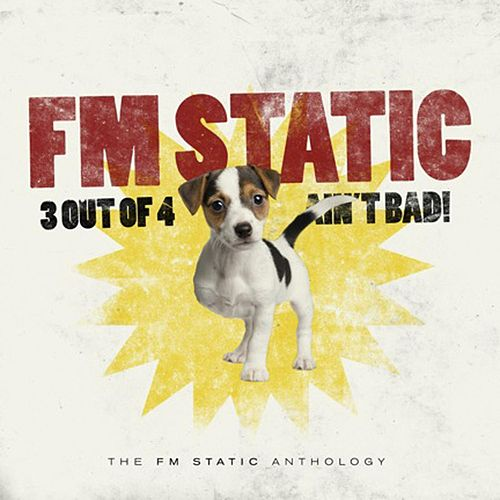 3 Out Of 4 Ain't Bad by FM Static