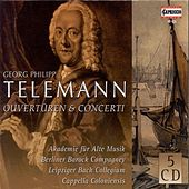 Play & Download Telemann, G.P.: Overtures / Concertos / Chamber Music by Various Artists | Napster