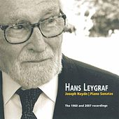 Haydn: Piano Sonatas (The 1960 and 2007 Recordings) by Hans Leygraf