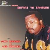 Play & Download Safari Ya Samburu by Les Wanyika | Napster