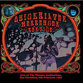 Live At The Filmore Auditorium San Fancisco 6th febuary 1967 by Quicksilver Messenger Service