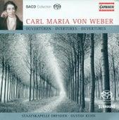 Play & Download Weber, C.M. Von: Overtures by Gustav Kuhn | Napster