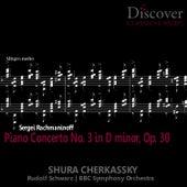 Rachmaninov: Piano Concerto No. 3 in D Minor, Op. 30 by Shura Cherkassky