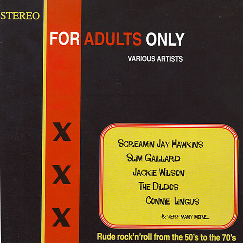 Adults Only by Various Artists