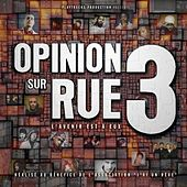 Opinion Sur Rue Vol.3 by Various Artists