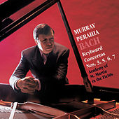 Bach: Keyboard Concertos, Vol. 2 by Murray Perahia