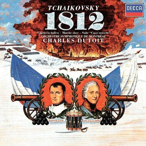 Play & Download Tchaikovsky: 1812/Nutcracker Suite/Marche Slav, etc. by Orchestre Symphonique de Montréal | Napster