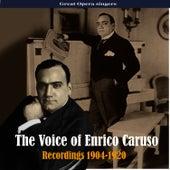 The Voice of Enrico Caruso, Recordings 1904-1920 by Enrico Caruso