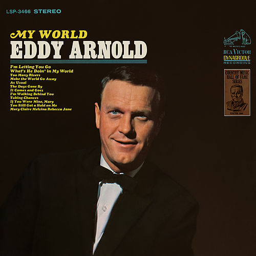 Play & Download My World by Eddy Arnold | Napster