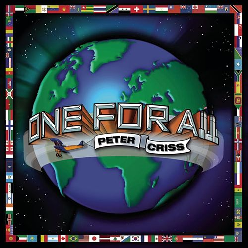 One For All by Peter Criss
