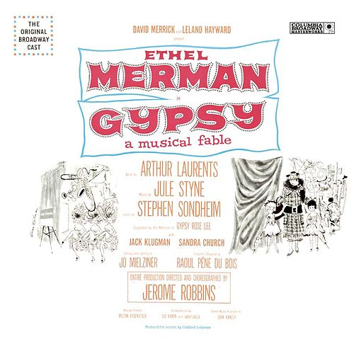 Play & Download Gypsy - Original Broadway Cast by Various Artists | Napster