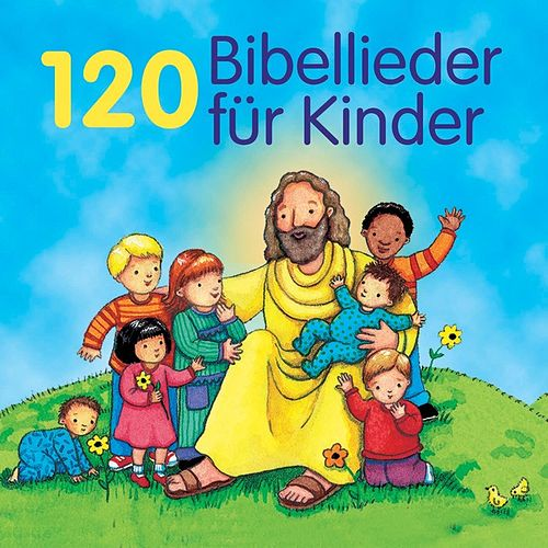 Play & Download 120 Bibellieder für Kinder by The Countdown Kids | Napster