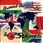 Around The World In 25 Songs by Studio All Stars