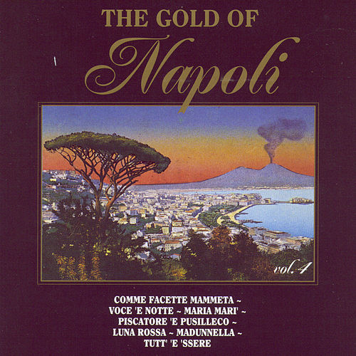 The Gold of Napoli Vol 4 by Various Artists